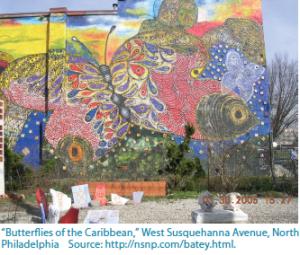 """""""Butterflies of the Caribbean"""". Source: http://nsnp.com/batey.html"""